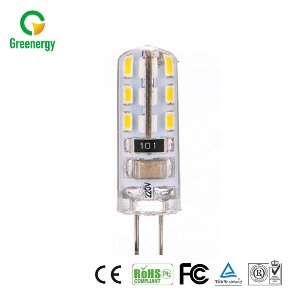 New G4 LED G4 Filament Light 1.5W With PC Cover Little Night Light