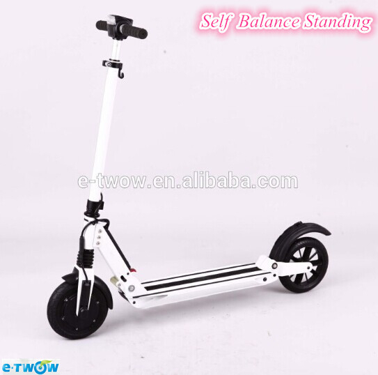 500W Foldable E-scooter/ electric scooter with 33v Li-Po lithium battery etwow S2 electric scooter