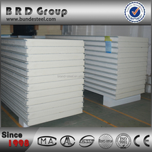 removable exterior wall sandwich panel for prefabricated cold house