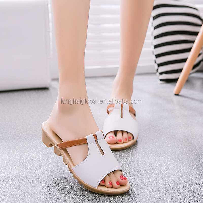 2017 latest ladies hotsale women shoes <strong>sandals</strong> and wholesale fashion 2017 new flat <strong>sandals</strong> lady shoes