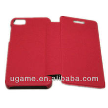 newest FLIP Leather Case for blackberry Z10
