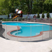 Portable Outdoor Retractable Swimming Pool Fence Price