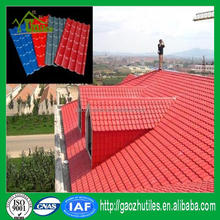 heat insulation asa protect metal roof price philippines synthetic resin roof tile