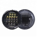 Top Quality ! 7'' 75W 5D Round Replacement High/Low Beam Led Headlight for Wrangler