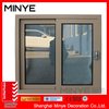 New product 2017 pvc sliding window profile