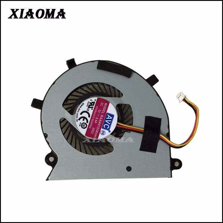 Brand new Notebook laptop cpu cooler fan for Toshiba P55W-B P55W B5220 BAAA0705R5H V002 5V 0.4A