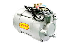 High power AC motor for electric vehicle