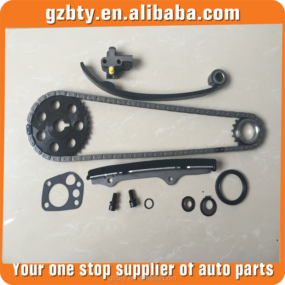 Timing chain kits for NISSAN Navara KA24E-1good quality auto parts for Nissan