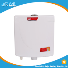 PP plastic wall hung toilet cistern good quality for sale