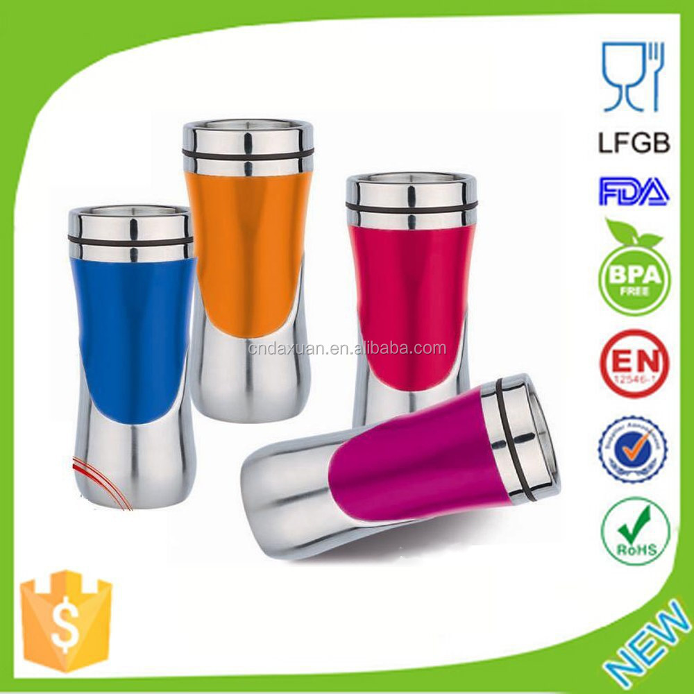 Yongkang factory Stainless Steel mug, auto custom travel mug