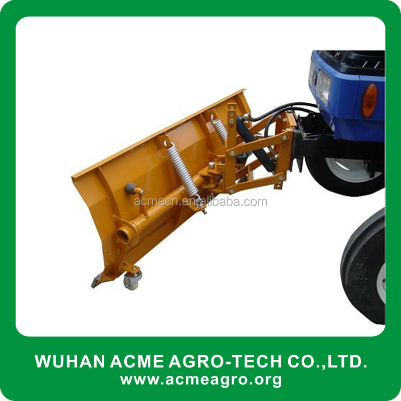 Hot selling farm tractor snow plow