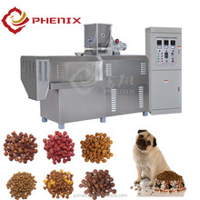 Hot sales small scale dry dog food making machine