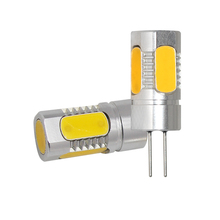 LED effect light warm white COB DC 12V G4 LED 3W
