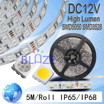 New LED Christmas ropelight 12V RGB SMD5050 waterproof led strip light 110v led strip light