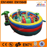 Cheap price bounce house yard inflatables with CE certificate