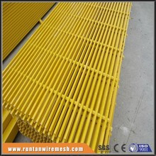 corrosion-free Vinyl ester FRP grating used in chemical industry
