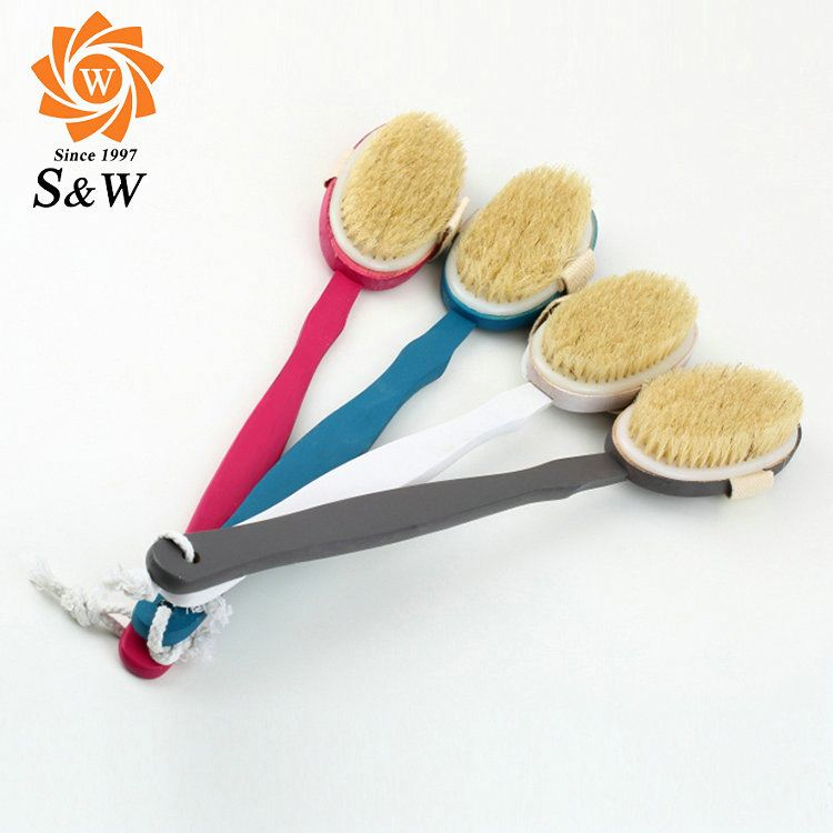 New Arrival Custom Design best dry body brush