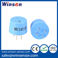 Combustible natural/lpg gas leakage sensor alarm