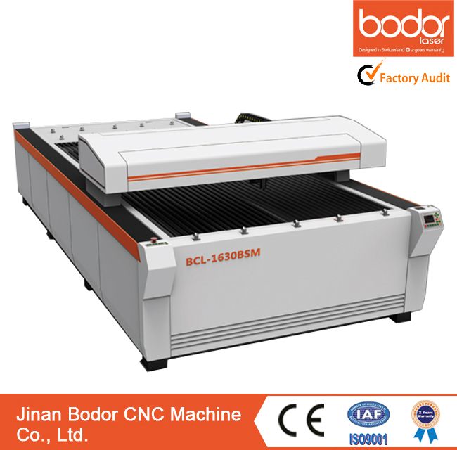 Distributor wanted Bodor CO2 laser type large scale cnc cutting machine with competitive price