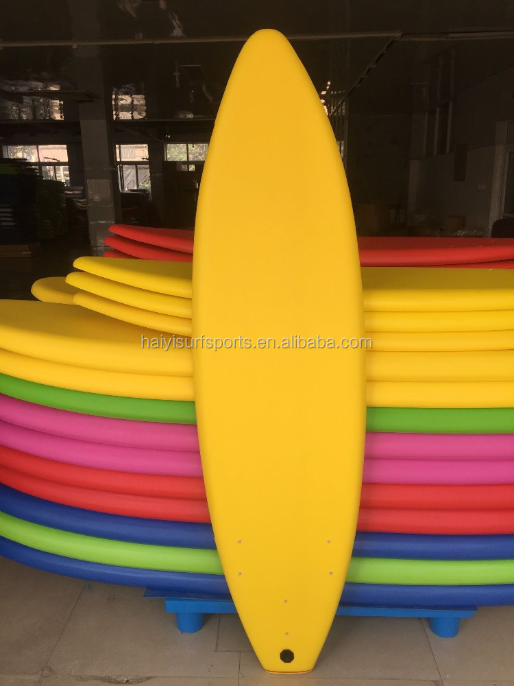 2016 new design 6' XPE soft top surfboard