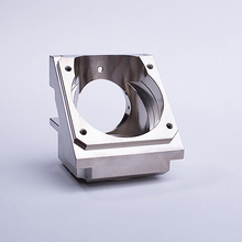 high precision cnc machining parts and aluminum nickel plating auto parts by custom oem through cnc