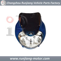 China Factory Headlight assy BAJAJ pulsar 135 motorcycle spare parts