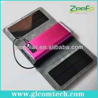 High quality solar charger laptop backpack for laptop and car battery