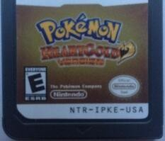Free shipping Video games for DS Poke mon SoulSilver