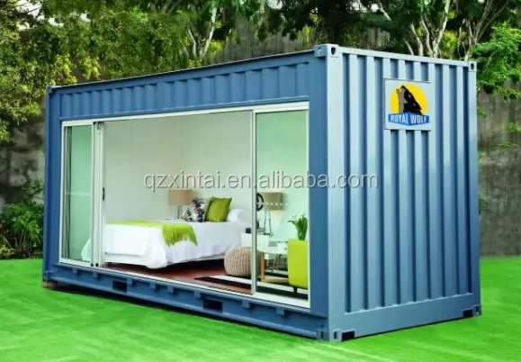 Processing custom container housing renovation 20/40 feet container