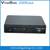 update azbox bravissimo twin satellite receiver vivobox s926 plus tocomfree with Free iks sks for South America