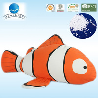 Hot selling Microbeads transform animal baby's fish toy made in China