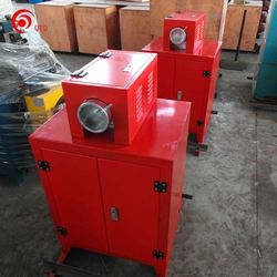 Hydraulic Small Hose Crimping And Skiving Cutting Machine