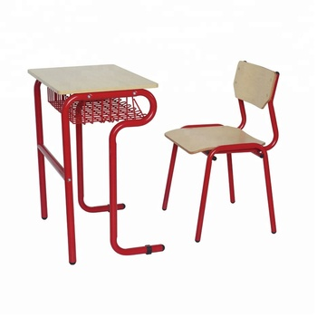 2018 new model school furniture tables and chairs in china guangdong