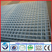 YIZE Factory Square Galvanized welded wire mesh panel for garden fence ( manufacturer )