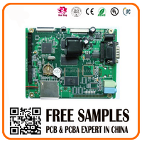 Hasl Copper Clad Laminate Pcb Pcba Assembly Manufacturer in Shenzhen