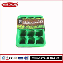 garden furniture 12 holes green candy colourful grow kit