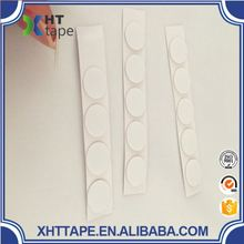 die cutting heat resistant high adhesion double sided tape top grade double sided white pe foam tape 0.8mm
