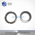 Tungsten carbide mechanical piston ring for hydraulic presses