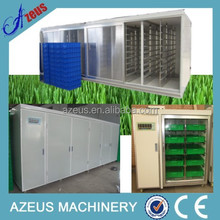 High quality hydroponics seeds,beans,grains sprouting system for sprouting animal feed