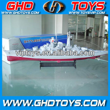 1:360 remote control model warship rc ship rc boat toys