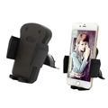 360 Rotating Car Mount Air Vent Holder CD Slot Stand Bracket for Cell Phone