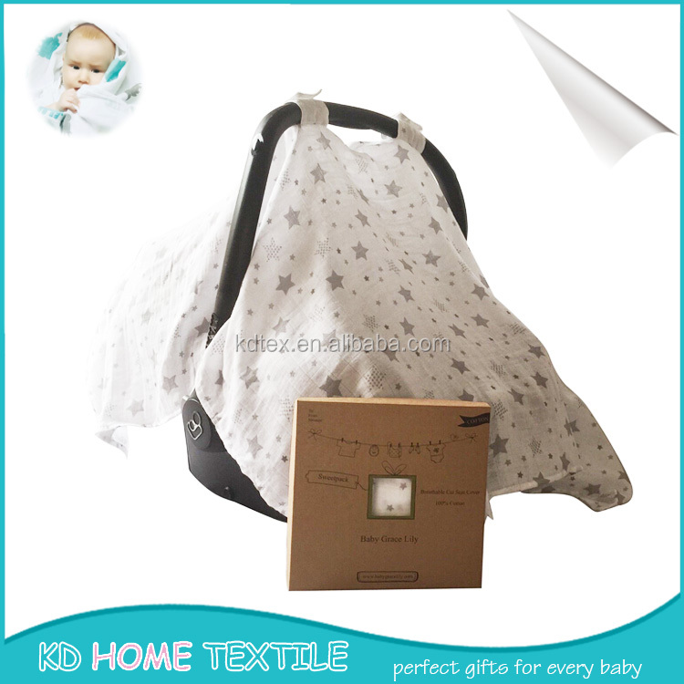 Chinese supplier wholesales replaceable infant car seat cover