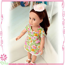 18 inch vinyl craft dolls photo face 3d dolls for sale