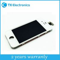 Wholesale lcd touch screen glass assembly for iphone 4s,for iphone 5s lcd