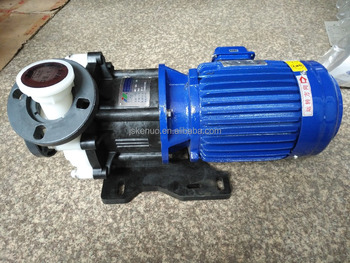 380V / 220V strong acid-base chemical nickel plating magnetic drive filter pump