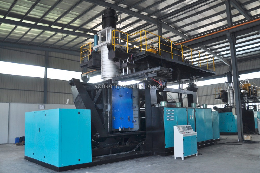 HDPE PE Plastic Extrusion Blow Molding machine //Water Tank Moulding Machine