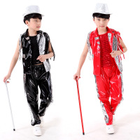 China Factory Hip Hop Dance Costume
