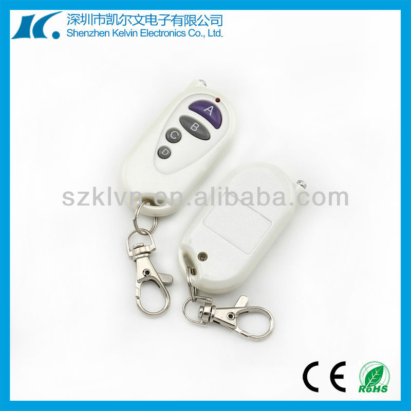 universal remote control rolling code KL348