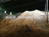 Acacia and Eucalyptus Wood Chips