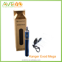 Authentic high quality kangertech evod mega blister kanger evod 1900mah VV vaporizer pen China wholesale